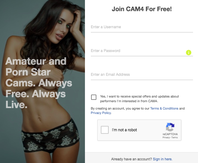 Discover American Cam Girls Online
